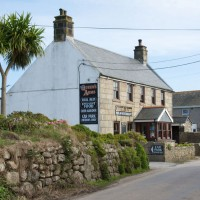 The Queen's Arms pub at Botallack