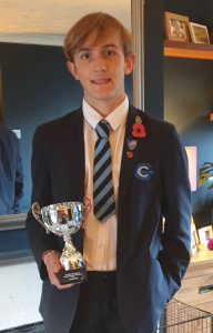 Archie Prout - Sportsperson of the Year 2020